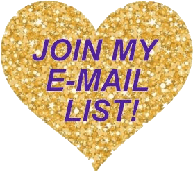 Join my email list!